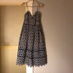 BRAND NEW SELF PORTRAIT DRESS